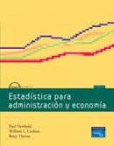 Viamistica.es Estadistica Para Administracion Y Economia (6ª Ed.) Image