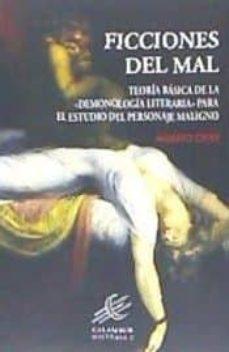 Debatecd.mx Ficciones Del Mal Image