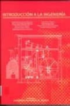introduccion a la ingenieria-eliseo gomez-senent martinez-9788483630938