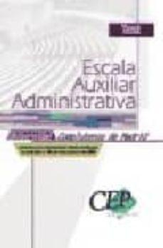 Alienazioneparentale.it Test Oposiciones Escala Auxiliar Administrativa Universidad Compl Utense De Madrid Image