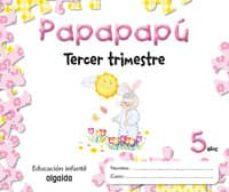 Cdaea.es Papapapú 5 Años. 3º Trimestre Image