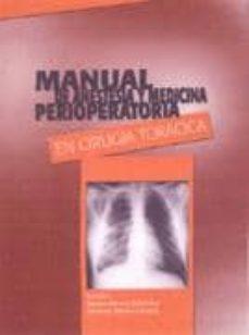 Trailab.it Manual Anestesia Y Medicina Perioperatoria En Cirugia Toracica Image