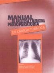 Chapultepecuno.mx Manual Anestesia Y Medicina Perioperatoria En Cirugia Toracica Image