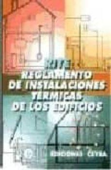 Garumclubgourmet.es Reglamento De Instalaciones Termicas De Los Edificios Image