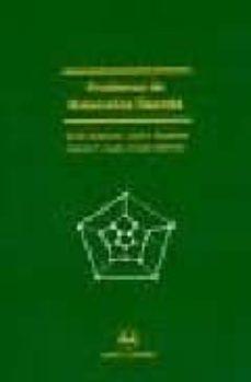problemas de matematica discreta-emilio bujalance garcia-9788488667038