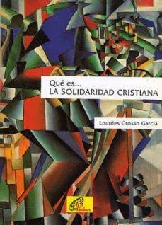Permacultivo.es Que Es La Solidaridad Cristiana Image