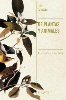 de plantas y animales (ebook)-ida vitale-9788490666838