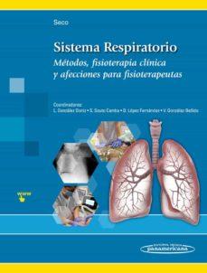 Ebooks descargables gratis para reproductores de mp3 SISTEMA RESPIRATORIO 9788491102038 de SECO iBook PDB en español