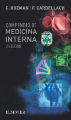 Descargar ebooks en formato txt gratis COMPENDIO DE MEDICINA INTERNA 6ª ED.