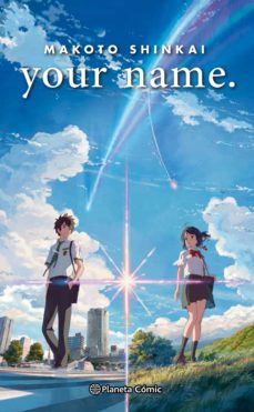 Descarga gratuita de teléfonos ebook YOUR NAME (NOVELA) de MAKOTO SHINKAI