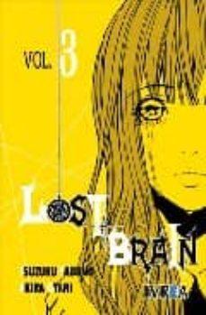 lost brain nª 3-tsuzuku yabuno-9788492592838