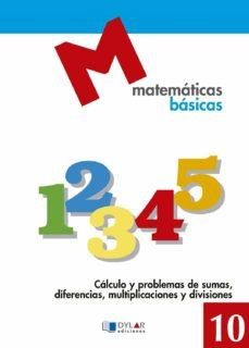 matematicas basicas - 10 -9788492795338