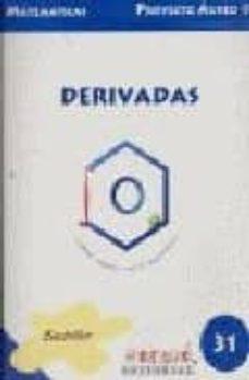 Emprende2020.es Matematicas: Derivadas (Eso Y Bachiller) (Proyecto Aureo Nº 31) Image