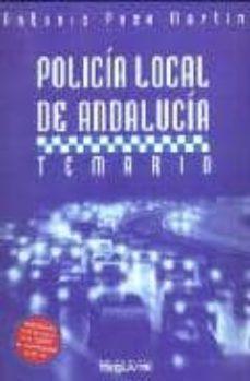 Eldeportedealbacete.es Policia Local De Andalucia: Temario Image