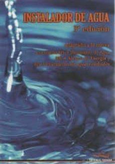 Libros de audio gratuitos en línea descarga gratuita INSTALADOR DE AGUA (3ª ED) RTF iBook MOBI
