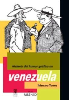 Libros de computadora gratis para descargar HISTORIA DEL HUMOR GRAFICO EN VENEZUELA