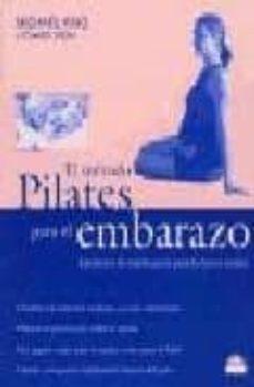Geekmag.es El Metodo Pilates Para El Embarazo: Ejercicios De Tonificacion Pa Ra La Futura Madre Image