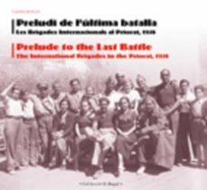 Bressoamisuradi.it Preludi De L Ultima Batalla/prelude To The Last Battle Image
