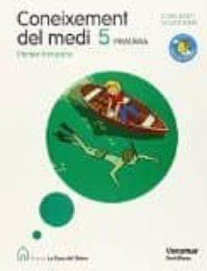 Permacultivo.es Conocimiento Medio 5º Primaria Mochila Ligera Valencia Ed 2010 Image