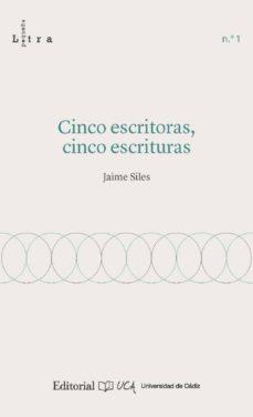 Precios de libros de Amazon descargados CINCO ESCRITORAS, CINCO ESCRITURAS