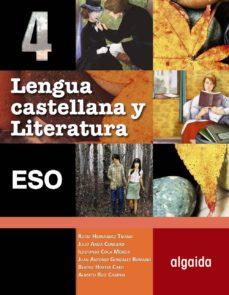 Inmaswan.es Lengua Castellana Y Literatura 4º Eso - Andalucía- Castilla-la Mancha- Galicia Image