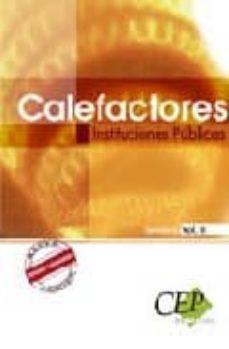 Geekmag.es Calefactores Instituciones Publicas. Temario Vol.ii. Image