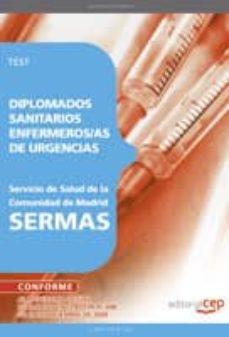 Inmaswan.es Diplomados Sanitarios Enfermeros/as De Urgencias Del Servicio De Salud De La Comunidad De Madrid. Sermas. Test Image