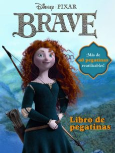 Concursopiedraspreciosas.es Brave: Libro De Pegatinas Image