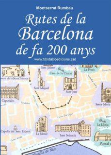 Permacultivo.es Rutes De La Barcelona De Fa 200 Anys Image