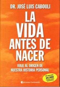 Descargar LA VIDA ANTES DE NACER gratis pdf - leer online