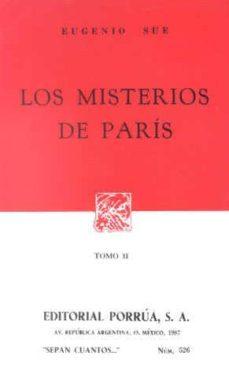 Enmarchaporlobasico.es Los Misterios De Paris (Vol. Ii) Image