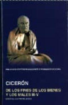 Bressoamisuradi.it Ciceron: De Los Fines De Los Bienes Y Los Males Iii-v Image