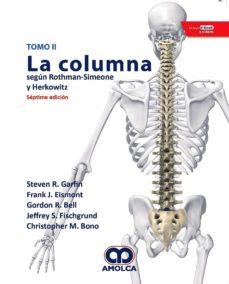 Geekmag.es La Columna Segun Rothman-simeone Y Herkowitz (2 Vols. + E-book Y Videos) (7ª Ed.) Image