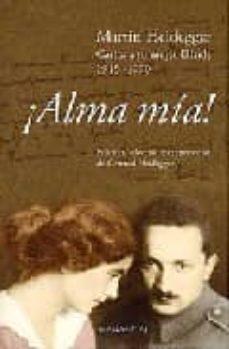 Debatecd.mx Alma Mia!: Cartas De Martin Heidegger A Su Mujer Image