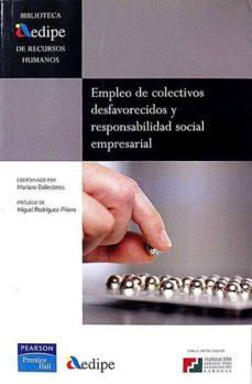 Costosdelaimpunidad.mx Empleo De Colectivos Desfavorecidos Y Responsabilidad Social Empresarial Image