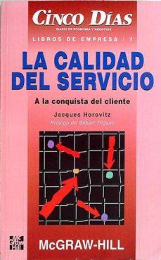 Lofficielhommes.es La Calidad Del Servicio A La Conquista Del Cliente Image