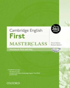 ¿Es legal descargar libros de scribd? FCE MASTERCLASS WORKBOOK WITH KEY EXAM 2015: CAMBRIDGE ENGLISH