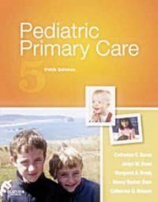 Descarga de libros de texto móvil PEDIATRIC PRIMARY CARE (5TH ED.) de BURNS