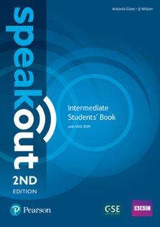 Libro gratis en línea descarga pdf SPEAKOUT INTERMEDIATE 2ND EDITION STUDENTS  BOOK AND DVD-ROM PACK