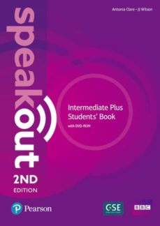 Ebook en txt descargar gratis SPEAKOUT INTERMEDIATE PLUS 2ND EDITION STUDENT S BOOK WITH DVD-ROM AND MYENGLISHLAB PACK ED 2018
