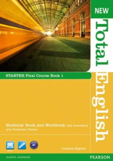 Amazon mp3 descarga audiolibros NEW TOTAL ENGLISH STARTER FLEXI COURSEBOOK 1 PACK ED 2013 9781408285848 de