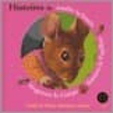histoires d amelie la souris, simeon le papillon, huguette la gue pe (+cd)-antoon krings-9782070569748