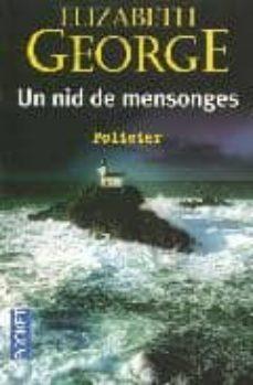 Descargar inglés ebook pdf UN NID DE MENSONGES de ELIZABETH GEORGE  (Literatura española)
