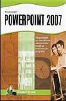 Inmaswan.es Powerpoint 2007: Desarrollado Por Formadores Para Dominar Todas L As Funciones Del Programa Image