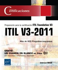 Javiercoterillo.es Itil V3-2011: Preparacion Para La Certificacion Itil Foundation V3 Image