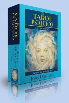 el tarot psiquico-john holland-9782813215048