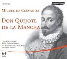 don quijote de la mancha (aleman) (6 audio-cds)-miguel de cervantes saavedra-9783899401448