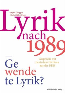 lyrik nach 1989 – gewendete lyrik? (ebook)-9783954628148