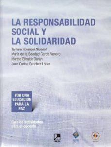 Javiercoterillo.es Responsabilidad Social Y Solidaridad Image