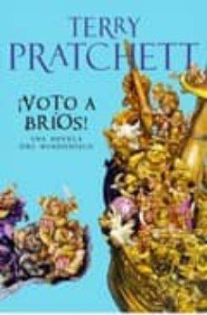 Concursopiedraspreciosas.es ¡Voto A Brios! (Una Novela Mundodisco) Image